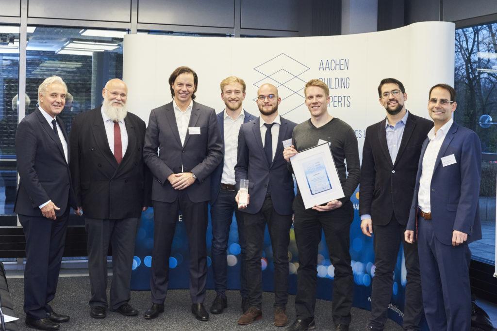 Verleihung des ABE-Awards
